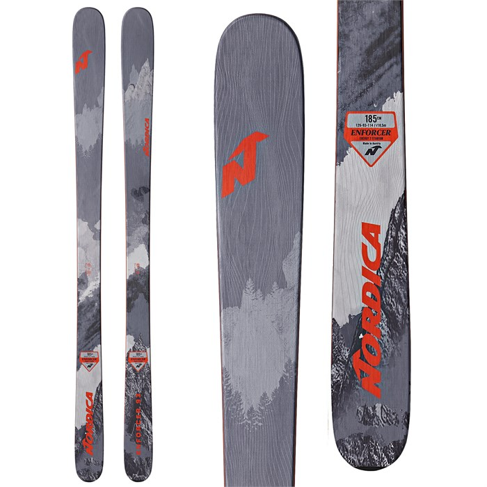 Nordica - Enforcer 93 Skis 2019