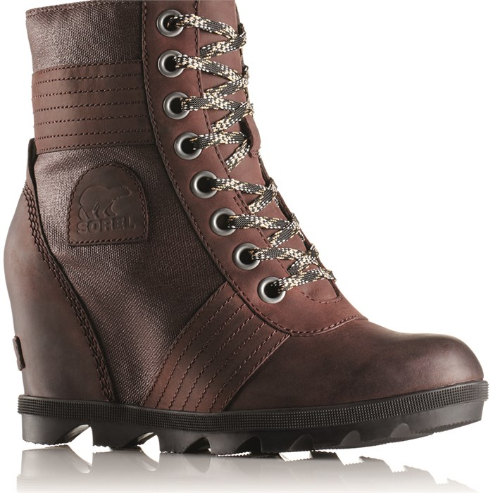 15891ca660c31 Sorel Lexie Wedge Boots - Women's | evo