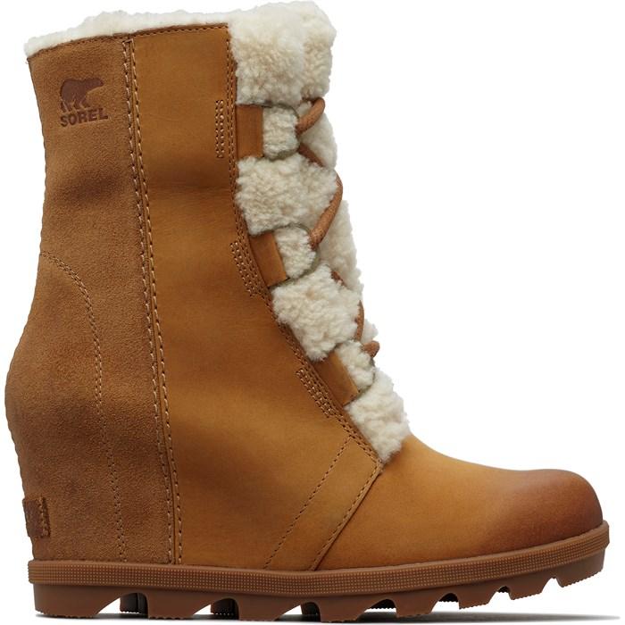Sorel - Joan of Arctic Wedge II Shearling Boots - Women's