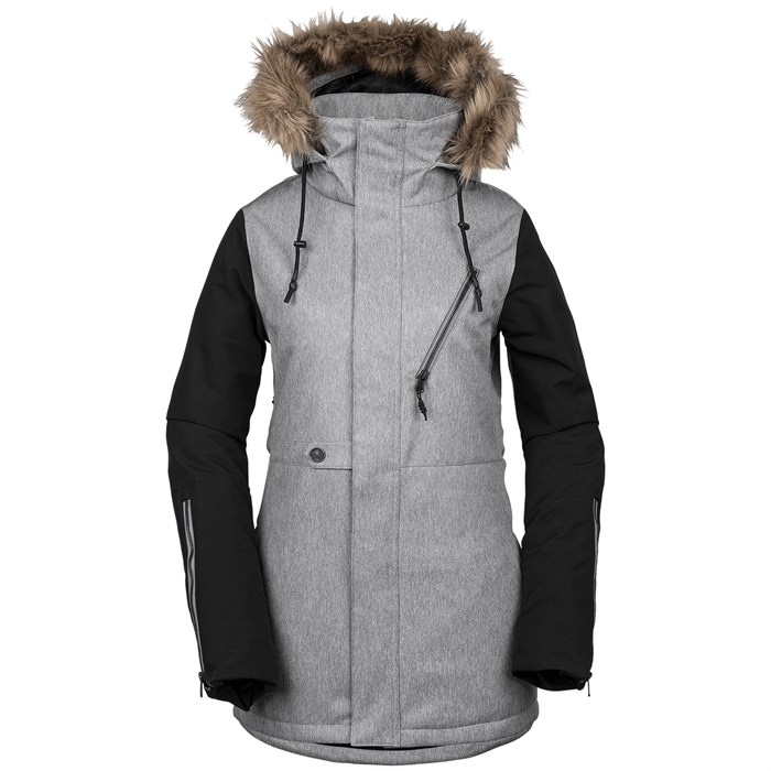 Volcom - Fawn Insulated Jacket - Women's - Used