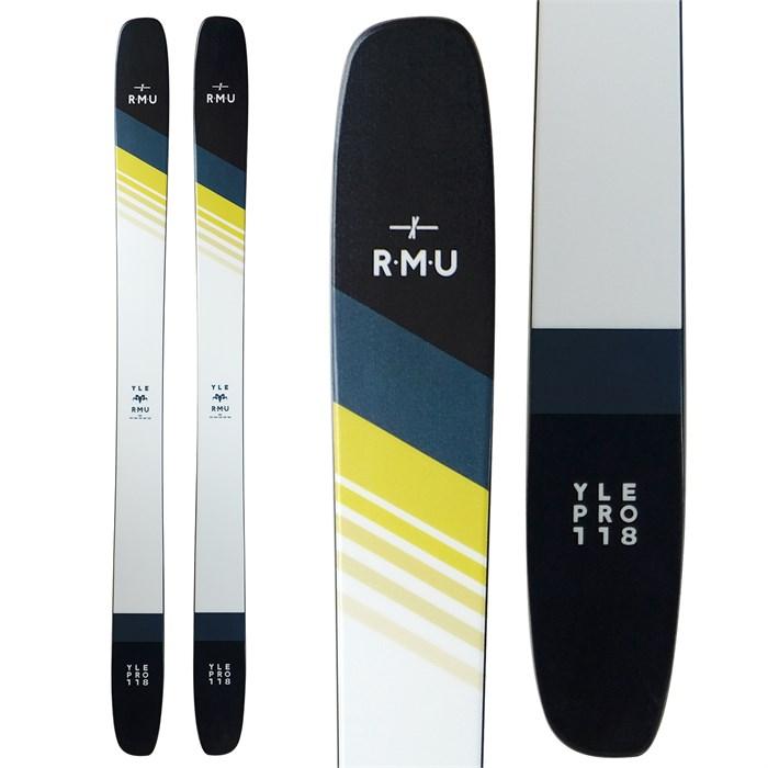 RMU - YLE Pro Skis 2019