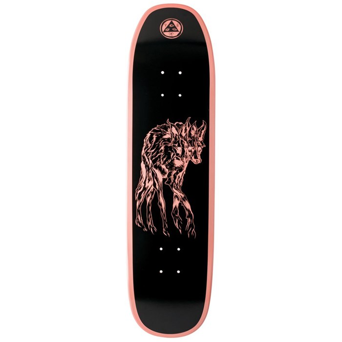 Welcome - Maned Woof on Son of Moontrimmer 8.25 Skateboard Deck