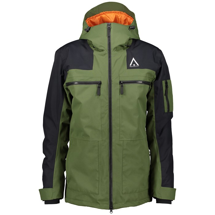 WearColour - Frame Jacket