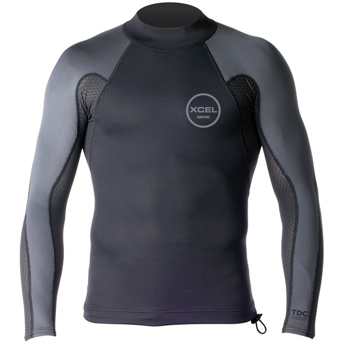 XCEL - Axis Neostretch 1/.05mm Long Sleeve Wetsuit Top