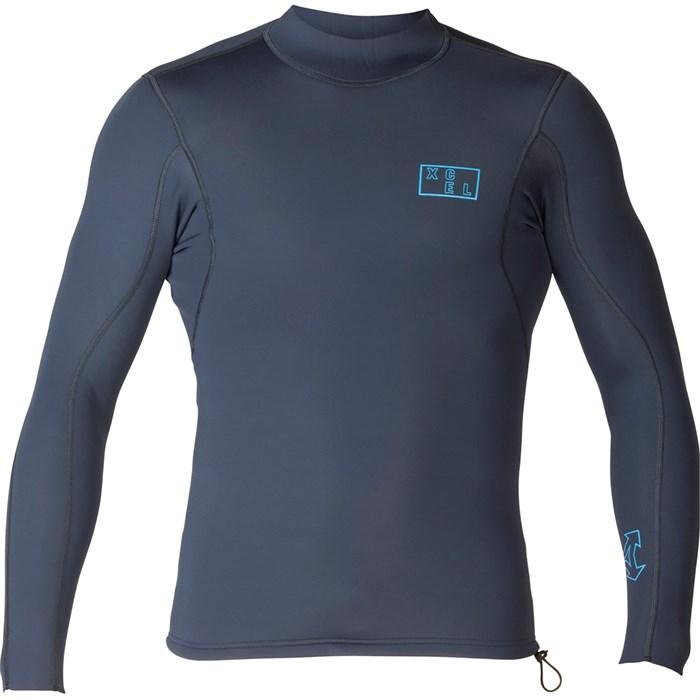 XCEL - Axis 2/1mm Long Sleeve Wetsuit Top