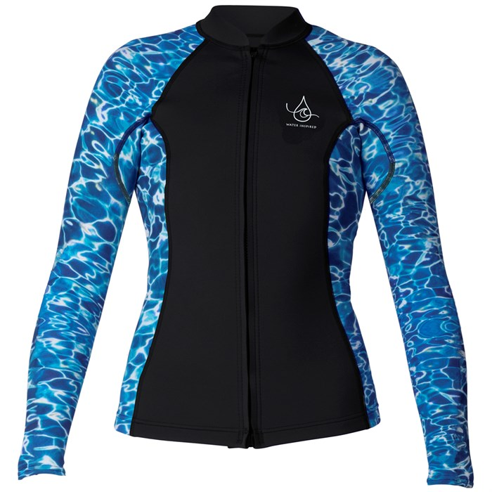 XCEL - Ocean Ramsey Axis 2/1mm Long Sleeve Front Zip Wetsuit Jacket - Women's