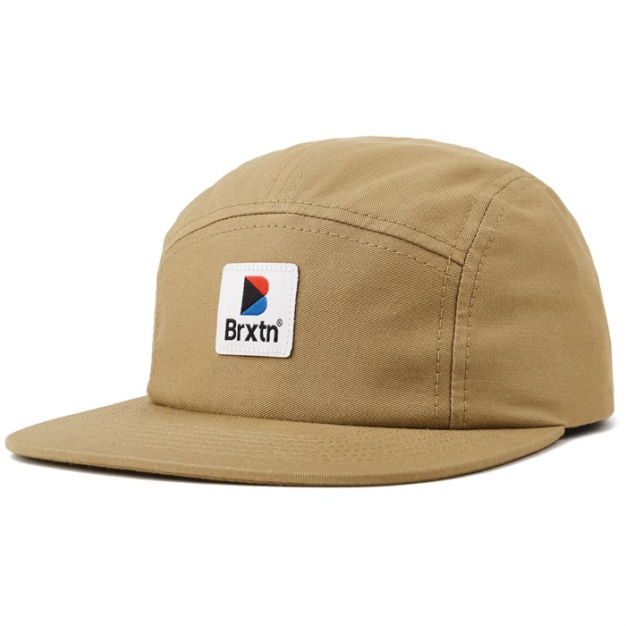 88283d849d55e ... italy brixton stowell 5 panel hat 4a82f fe914