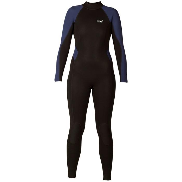 XCEL - 3/2mm GCS Long Sleeve Wetsuit - Women's