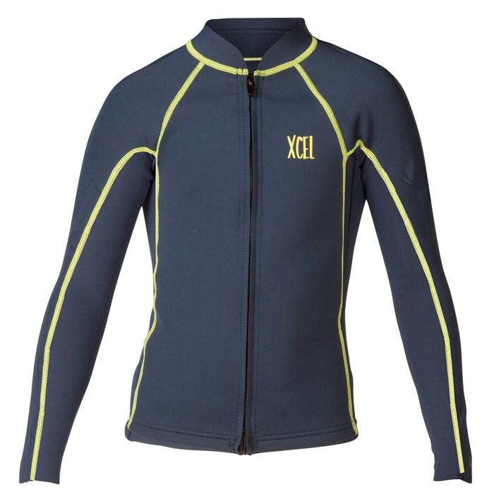 XCEL - 2/1mm Axis Long Sleeve Wetsuit Jacket - Kids'