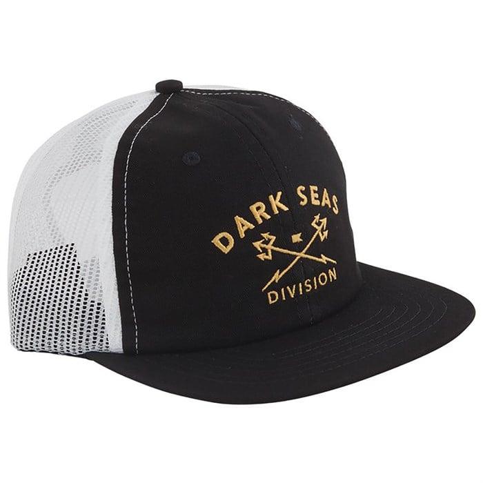 Dark Seas - Displacement Trucker Hat