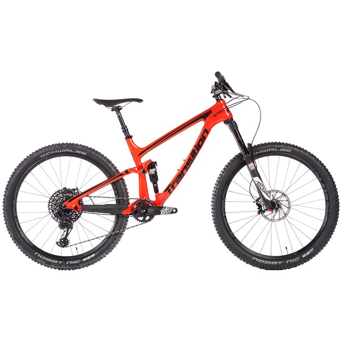 Transition - Scout Carbon GX evo Complete Mountain Bike 2017