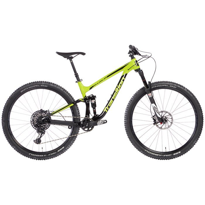Transition - Smuggler GX evo Complete Mountain Bike 2017