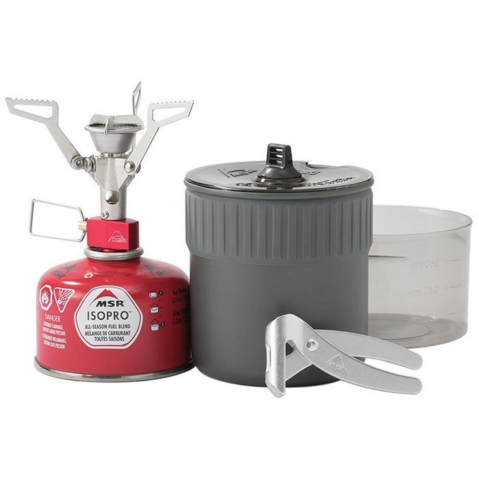 MSR - PocketRocket® 2 Mini Stove Kit
