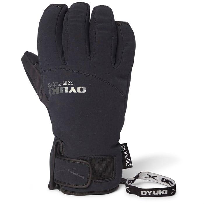Oyuki - The Yoshi Gloves