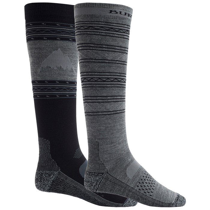 Burton - Performance Lightweight 2-Pack Socks