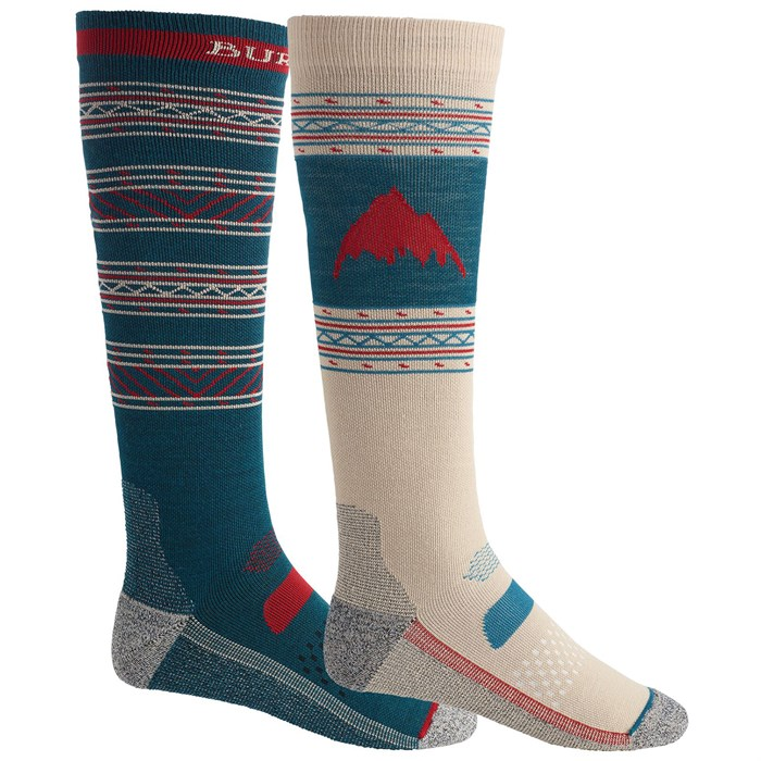 Burton - Performance Lightweight 2-Pack Socks