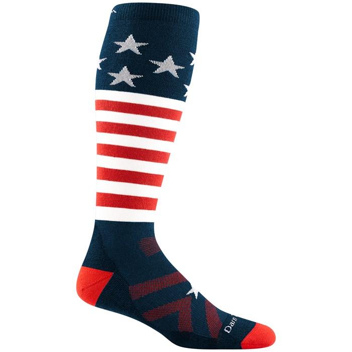 Darn Tough - Captain America Over-the-Calf Midweight Socks