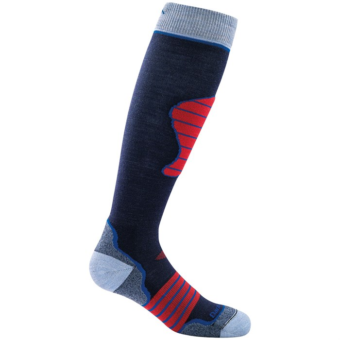 Darn Tough - Padded Over-the-Calf Cushion Socks - Kids'