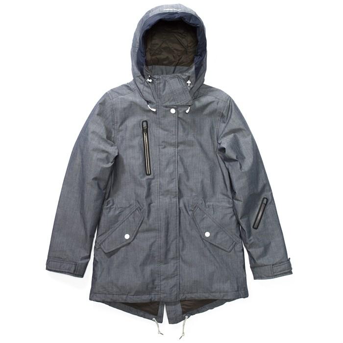 Holden - Fishtail Jacket - Women's