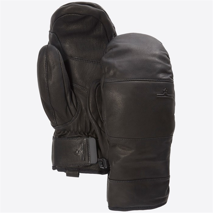 evo - Pagosa Leather Mittens