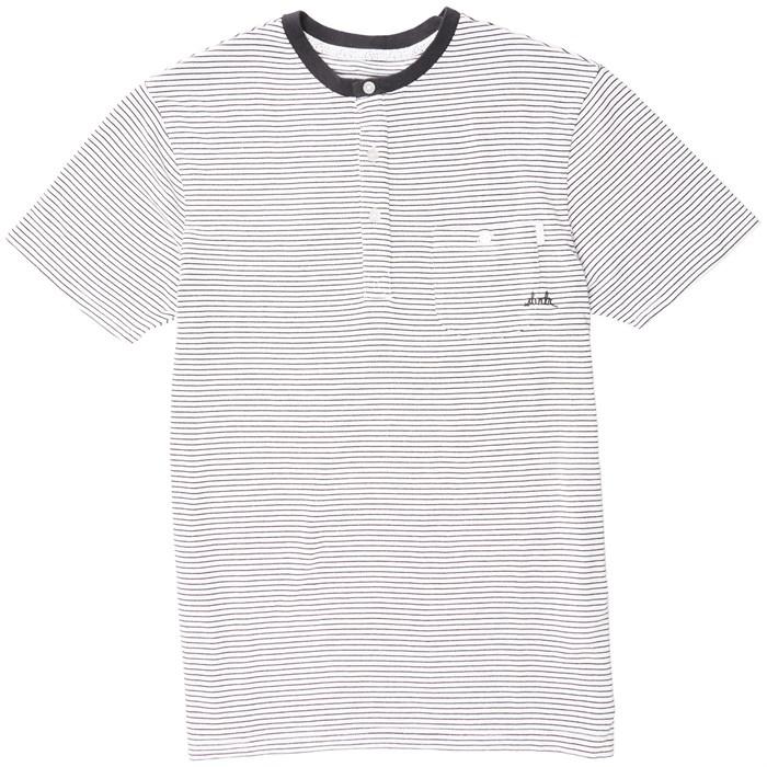 SLVDR - Mies Henley Shirt