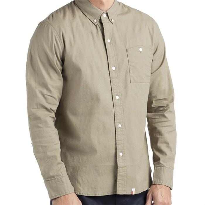 SLVDR - Nelson Long-Sleeve Shirt