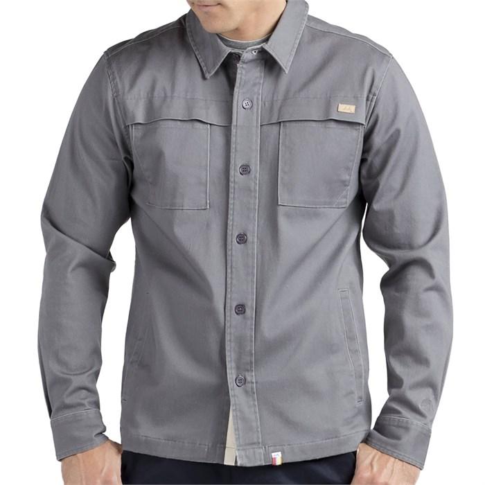 SLVDR - Pilot Shirt Jacket