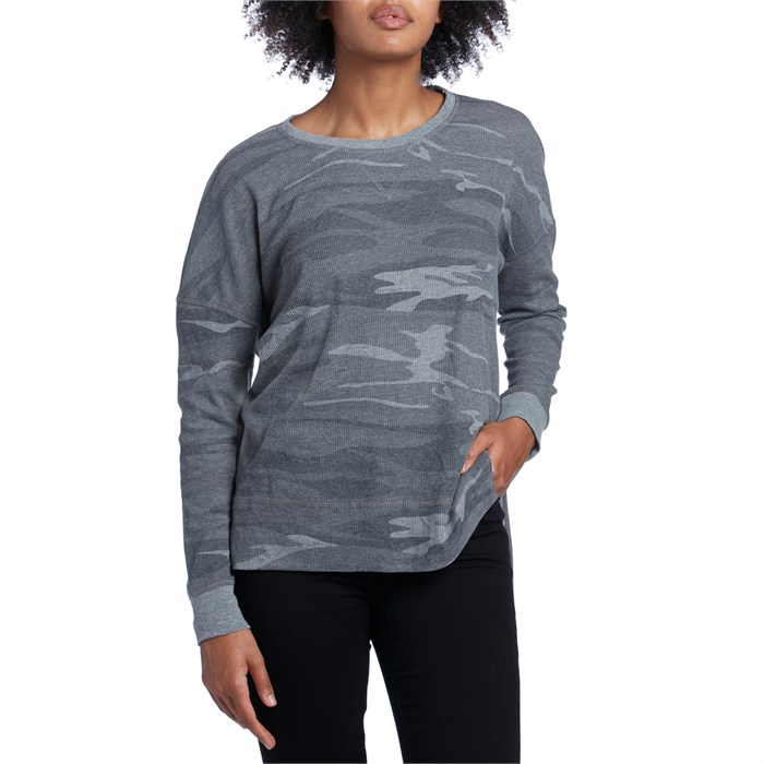 Z Supply - The Emerson Camo Thermal - Women's