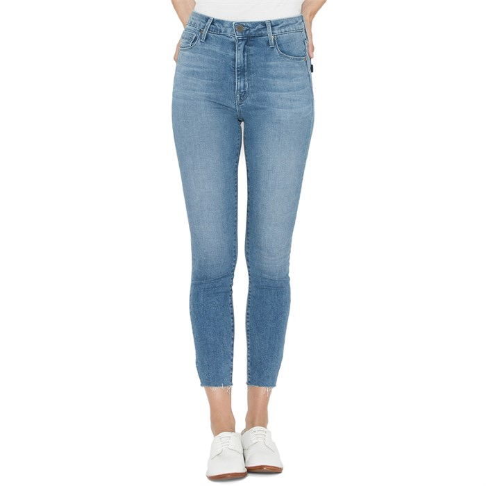 Parker Smith - Bombshell Crop Skinny Jeans - Women's
