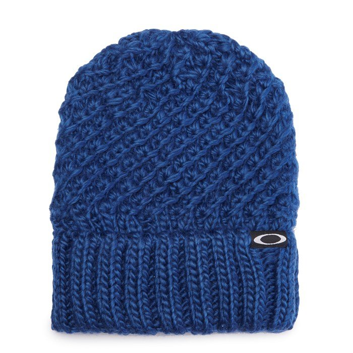Oakley - Mix Yarn Beanie - Women's