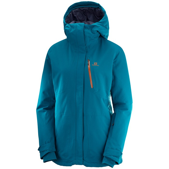Salomon - QST Snow Jacket - Women s ... d832ff707
