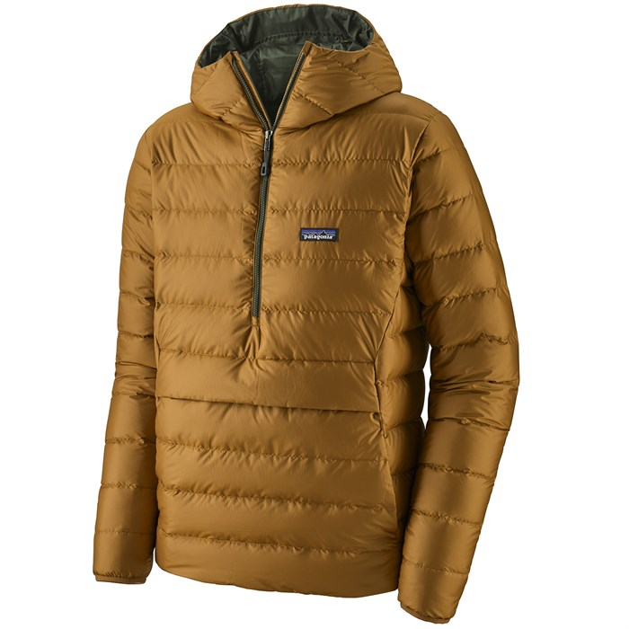 Patagonia - Down Sweater Pullover Hoodie