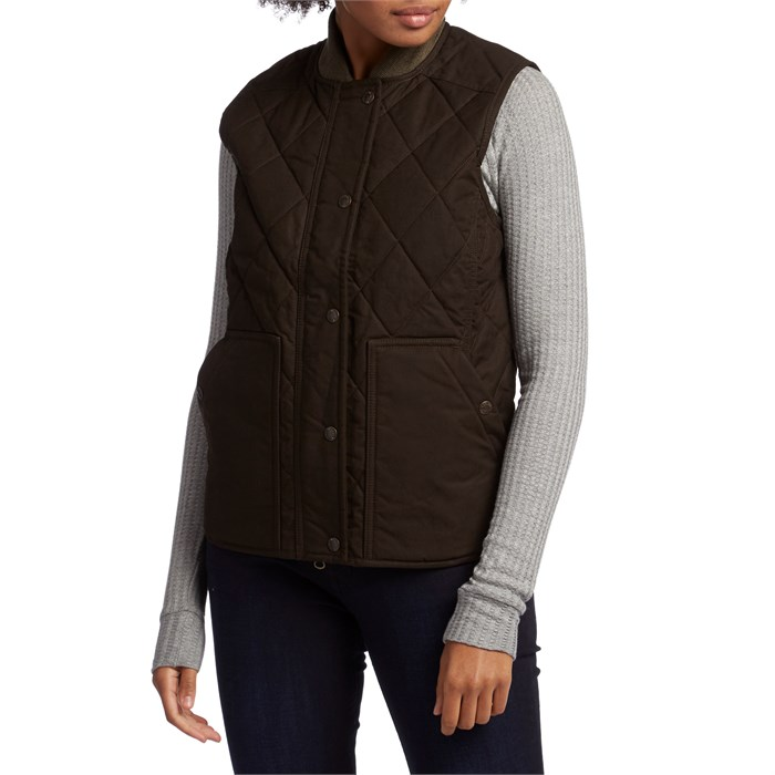 Filson - Quilted Field Vest - Women's