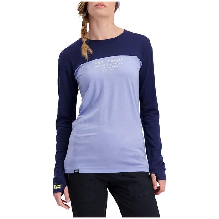 MONS ROYALE - Yotei BF Tech Long-Sleeve Shirt - Women's