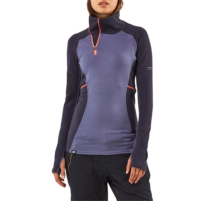 MONS ROYALE - Olympus 3.0 Half Zip Top - Women's