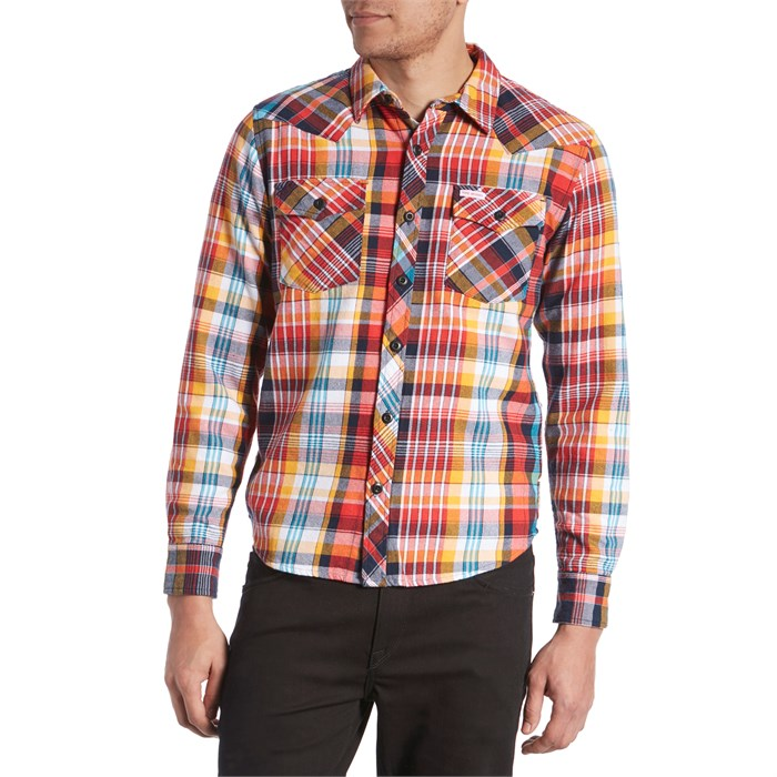Topo Designs - Mountain Plaid Shirt