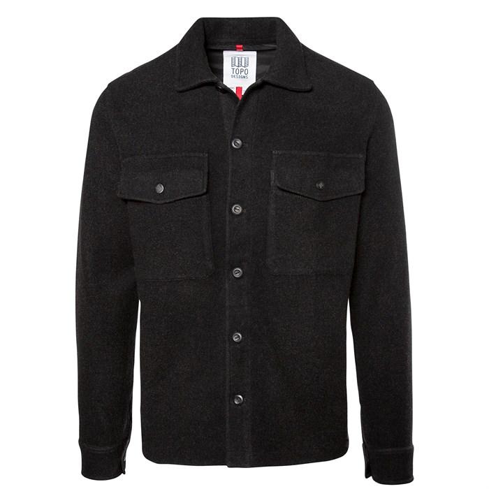 Topo Designs - Wool Shirt