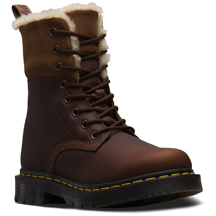 Dr. Martens - 1460 Kolbert Snowplow Boots - Women's
