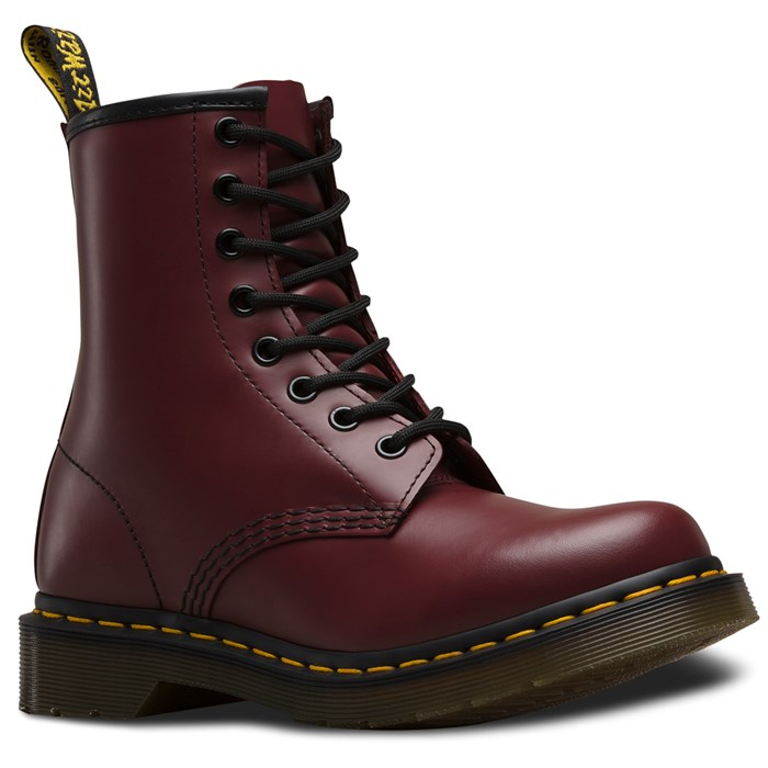 Dr. Martens - 1460 Smooth Boots - Women's