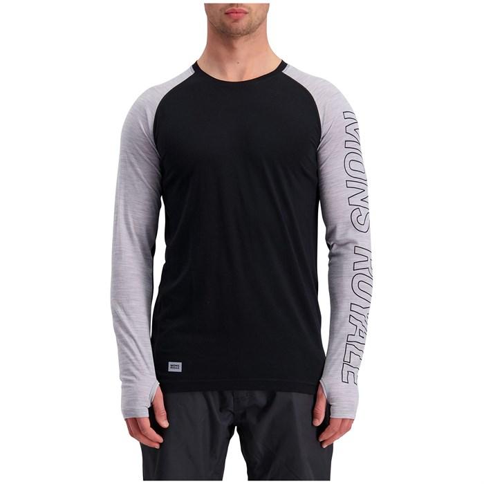 MONS ROYALE - Temple Tech Long-Sleeve Shirt