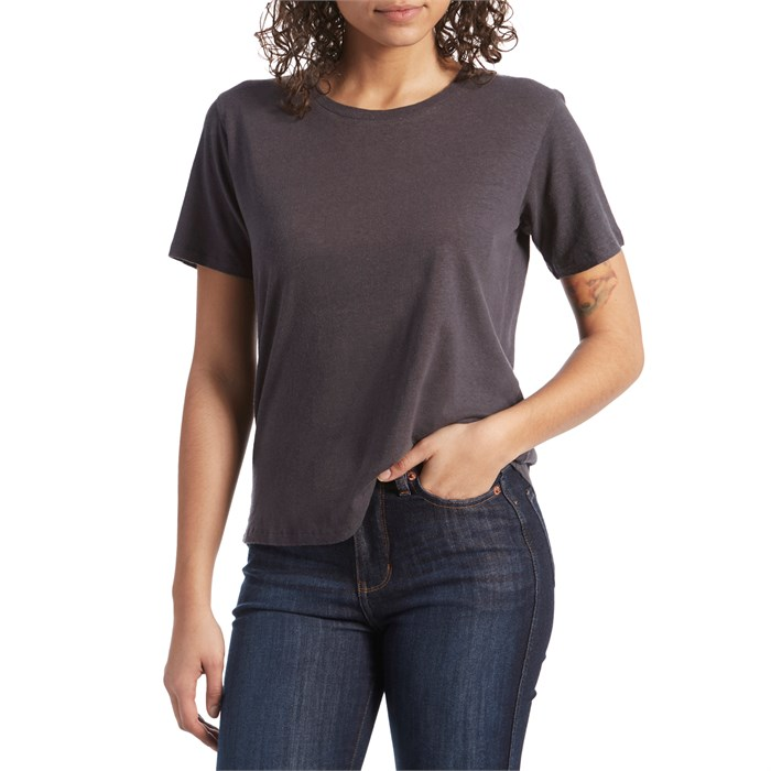 Mollusk - Hemp Tomboy T-Shirt - Women's