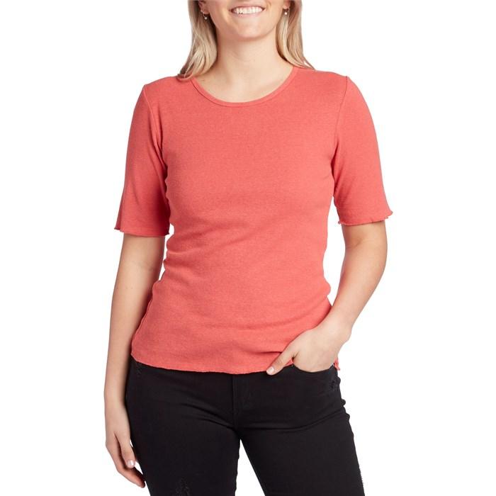 Mollusk - Hemp Rib T-Shirt - Women's