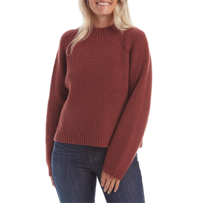 Mollusk - Teddy Sweater - Women's
