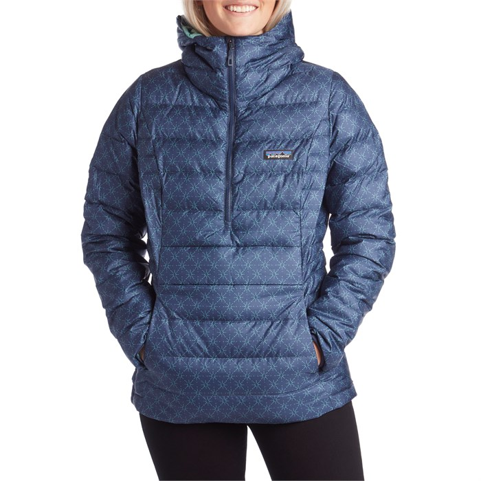 Patagonia - Down Sweater Pullover Hoodie - Women's