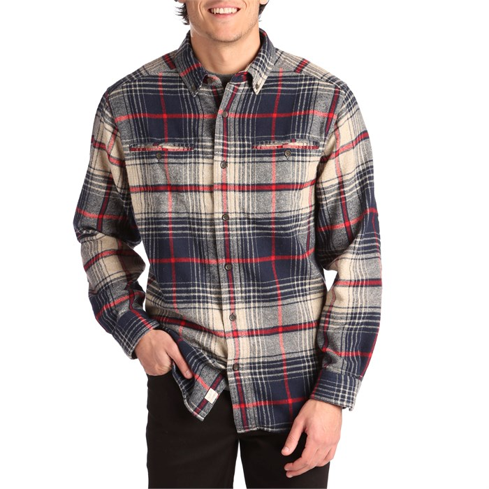 Woolrich - Twisted Oxbow Flannel Shirt