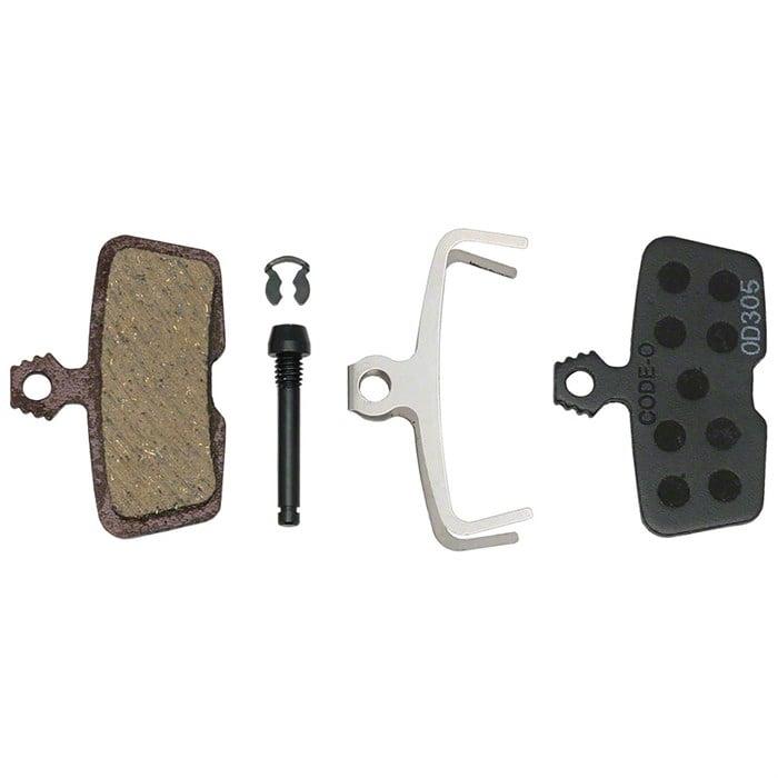 SRAM - / Avid Code, Code RSC, Code R, Guide RE Organic Disc Brake Pads