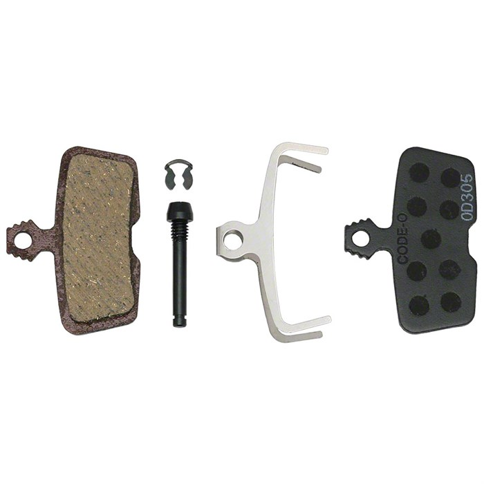SRAM - Code, Code RSC, Code R, Guide RE Organic Disc Brake Pads