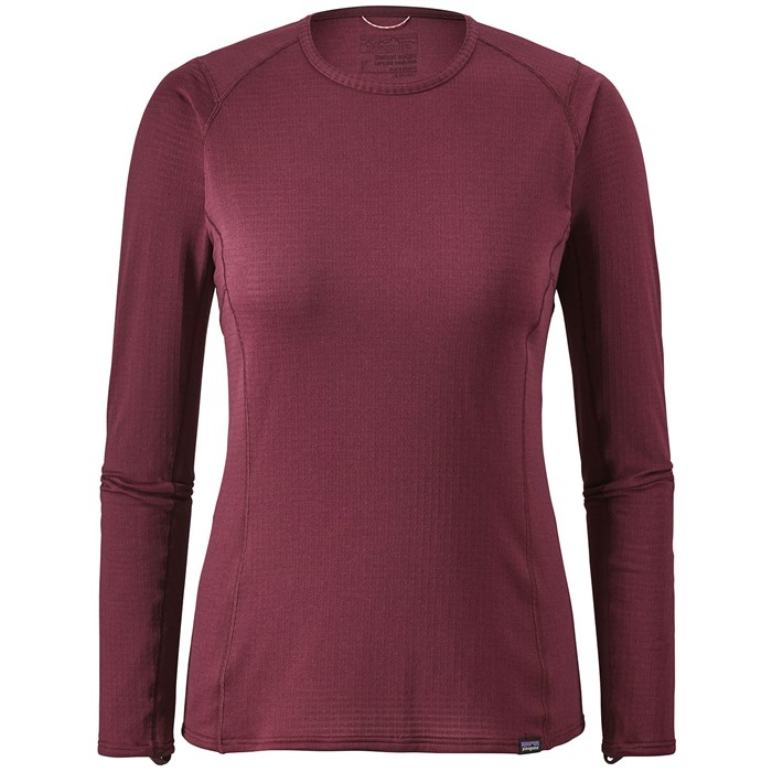 Patagonia - Capilene® Thermal Weight Crew Top - Women's
