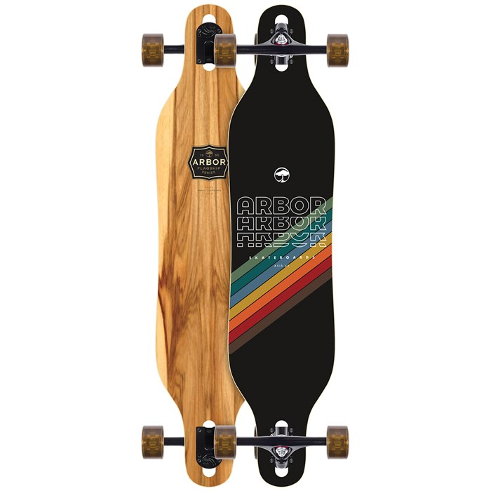 """Arbor - Axis Flagship Limited 40"""" Longboard Complete"""
