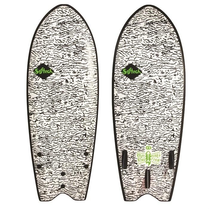 "Softech - Kyuss Fish FCS II 4'8"" Surfboard"